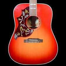 Gibson Montana Hummingbird LH Electro-Acoustic Guitar in Vintage Cherry Sunburst