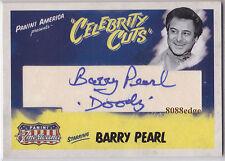 "2011 AMERICANA INSCRIPTION AUTO: BARRY PEARL #20/10 AUTOGRAPH ""DOODY - GREASE"""