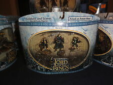 Lord Of The Rings Aome Attack At Amon - Hen 3-Pack MIB