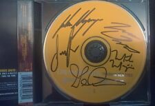 DREAM THEATER - cd single rare THROUGH HER EYES - signed by all band 4 tracks