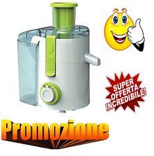 Centrifuga Elettrica 300W Estrattore Succhi Per Frutta Verdura 1L Filtro Acciaio
