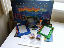 PICTIONARY MANIA: the game of drawing, directing & doing!