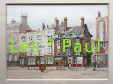 RIDLER'S HOTEL, GATTI & BOLLA RESTAURANT High Holborn London * c.1850 * RARE