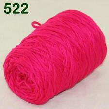 C Hot Sale 400gr Cotton Soft Cone Chunky Bulky Wrap Shawl Hand Knitting Yarn 22