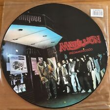 "Marillion - Incommunicado  12""  Picture Disc Vinyl"
