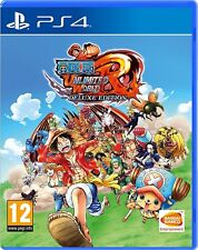 One Piece Unlimited World Red - Deluxe Edition | PlayStation 4 PS4 New (1)