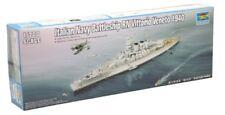Trumpeter Tru05779 1 700 modello RN Vittorio Veneto Italian Navy Battleship 1940
