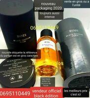 lot de 8 parfums Collection Privé Bois N°1 d'argent  Black Edition promo