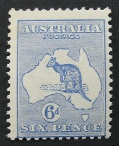 nystamps British Australia Stamp # 48 Mint OG H $120    S24x1496
