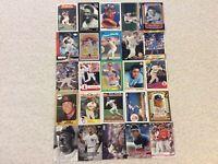 HALL OF FAME Baseball Card Lot 1978-2019 HANK AARON LOU LOU GEHRIG NOLAN RYAN