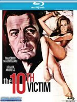 The Tenth Victim [New Blu-ray] Subtitled, Widescreen