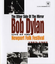 BOB DYLAN, LIVE AT THE NEWPORT FOLK FESTIVAL 1963-1965, BLU-RAY (NEW)
