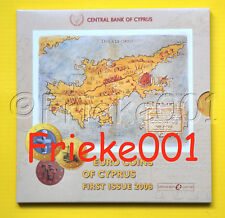 Cyprus - Chypre - Officiële BU Set 2008.
