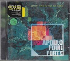 APOLLO FOUR FORTY - gettin' high on your supply CD