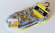 Primark Socken Pikachu Socke 3 Paar Pokemon Einheitsgröße Gr. 37 - 42  Sneaker