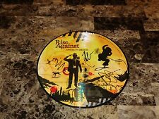 Rise Against Signed Limited Edition Vinyl Picture Disc Record Appeal To Reason