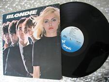 """Blondie   –    """"Blondie"""" LP    Chrysalis – CHR 1165"""