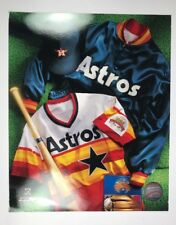 Houston Astros 1986 All Star Game Jersey Uniform 8x10 Photo