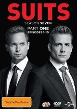 Suits Season 7 Seven Part 1 One DVD NEW Region 4