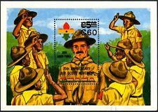 GHANA - BF - 1982 - 75° anniversario dello scoutismo. Attività