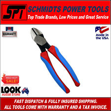 "CHANNELLOCK E337CB 7.5"" DIAGONAL PLIERS CODE BLUE XLT HIGH LEVERAGE CUTTERS NEW"
