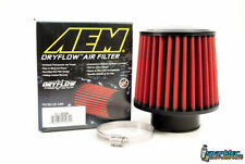 AEM Universal 3'' DryFlow Air Intake Cone Filter 21-203DK Car/Truck/SUV NEW