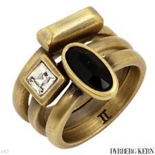 DYRBERG/KERN of DENMARK! Kaleidoscope Collection ring