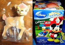 Disney Micro World - BAMBI SINGLE FIGURE PACK