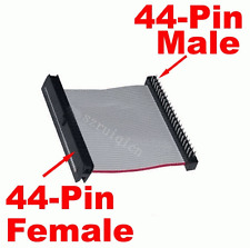 New 44 PIN IDE 2.5 Hard Drive Cable Adapter Male to Female 5cm Amiga Laptop