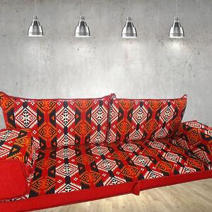 BESPOKE Bench Cushions | MAJLIS Floor Seating | BOHO Style Furniture