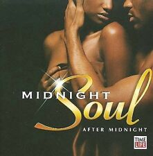 Midnight Soul: After Midnight by Various Artists CD, May-2008 Time Life Music s0