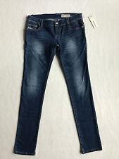 Diesel Grupeen J US Stretch Super Slim Skinny Jeans Girls 16Y *NEW*