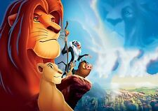 LION KING A3 GLOSSY POSTER a