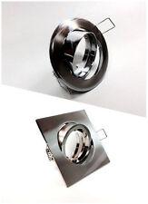 Einbaustrahler Einbauspot A50 K50 LED Halogen Rund Quadrat Metall Eisen Günstig