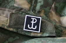 Poland Kotwica, JWK Special Force Group GROM TF-49 army morale military patch