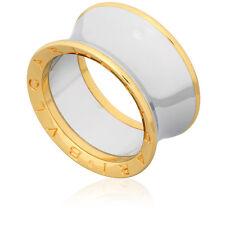 Bvlgari B.Zero1 Anish Kapoor Ring- Size: 56