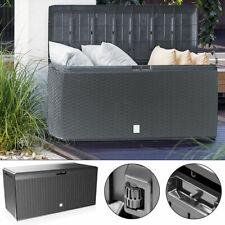 Garden Storage Plastic Storage Box Cabinet Outdoor Large 290L Container