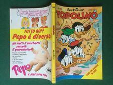 Disney TOPOLINO Libretto 1409 del 28/11/1982 CATALOGO BARBIE R.BETTEGA F.SIMONE