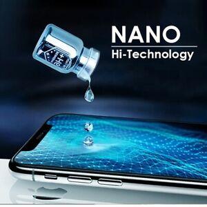 Nano Liquid Glass Screen Protector Universal, Glass Invisible full protection