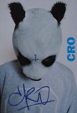 CRO - Autogrammkarte - Autogramm Autograph Clippings Fan Sammlung NEU