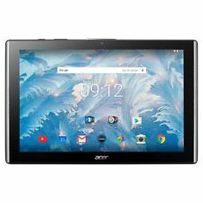 "Acer Iconia One 10 B3-A40FHD 10.1"" Tablet 32GB Shale Black Wi-Fi Android 7.0"
