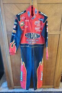Jeff Gordon #24 Replica Dupont NASCAR Fire Suit Driver Suit Uniform