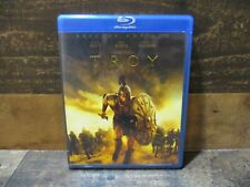 Blu-ray disc troy with case no scratches nr