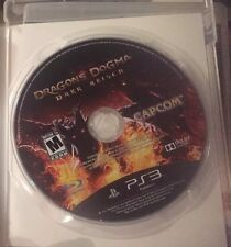 Dragon's Dogma : Dark Arisen (Playstation 3) Excellent Free Shipping Disc Only