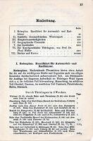 Thüringen 1925 orig. Landeskunde (24 S.) Gasthöfe Geschichte Kunstgeschichte