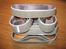 """15pc 3/4 x 12""""  3M Trizact sanding belts for Worksharp Ken Onion knife sharpener"""