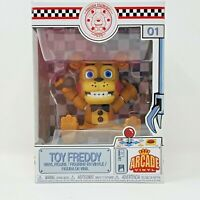 Five Nights at Freddys Toy Freddy Pop Vinyl Figure 01 Funko Arcade Vinyl