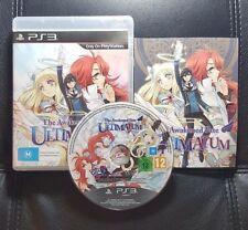 The Awakened Fate Ultimatum (Sony PlayStation 3, 2014) PS3 Game - FREE POST