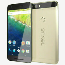 "Huawei Google Nexus 6P 32GB GSM Unlocked Android 12.3MP 5.7"" Smartphone Gold"