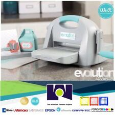 We R Memory Keepers EVOLAD Evolution Advance Die Cutting/Embossing Machine NEW